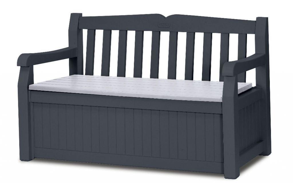 awka ze skrzyni eden garden bench 265 l aledyskont pl. Black Bedroom Furniture Sets. Home Design Ideas