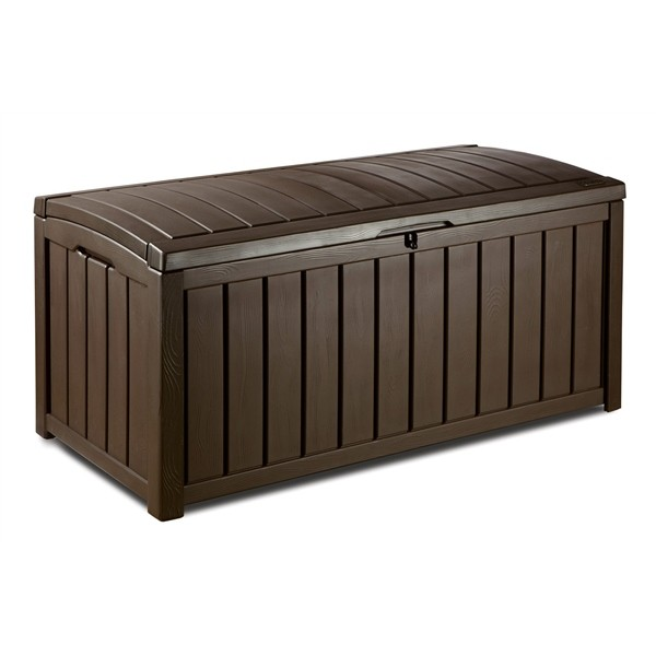 Skrzynia na balkon keter glenwood box 390l 17193522 - Arcon exterior ikea ...