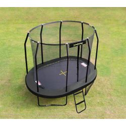 Trampolina Jumpking OVAL-POD 2,5x3,4 m, model 2016