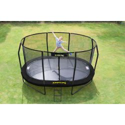 Trampolina Jumpking Ovalpod 3x4,5 m, model 2016